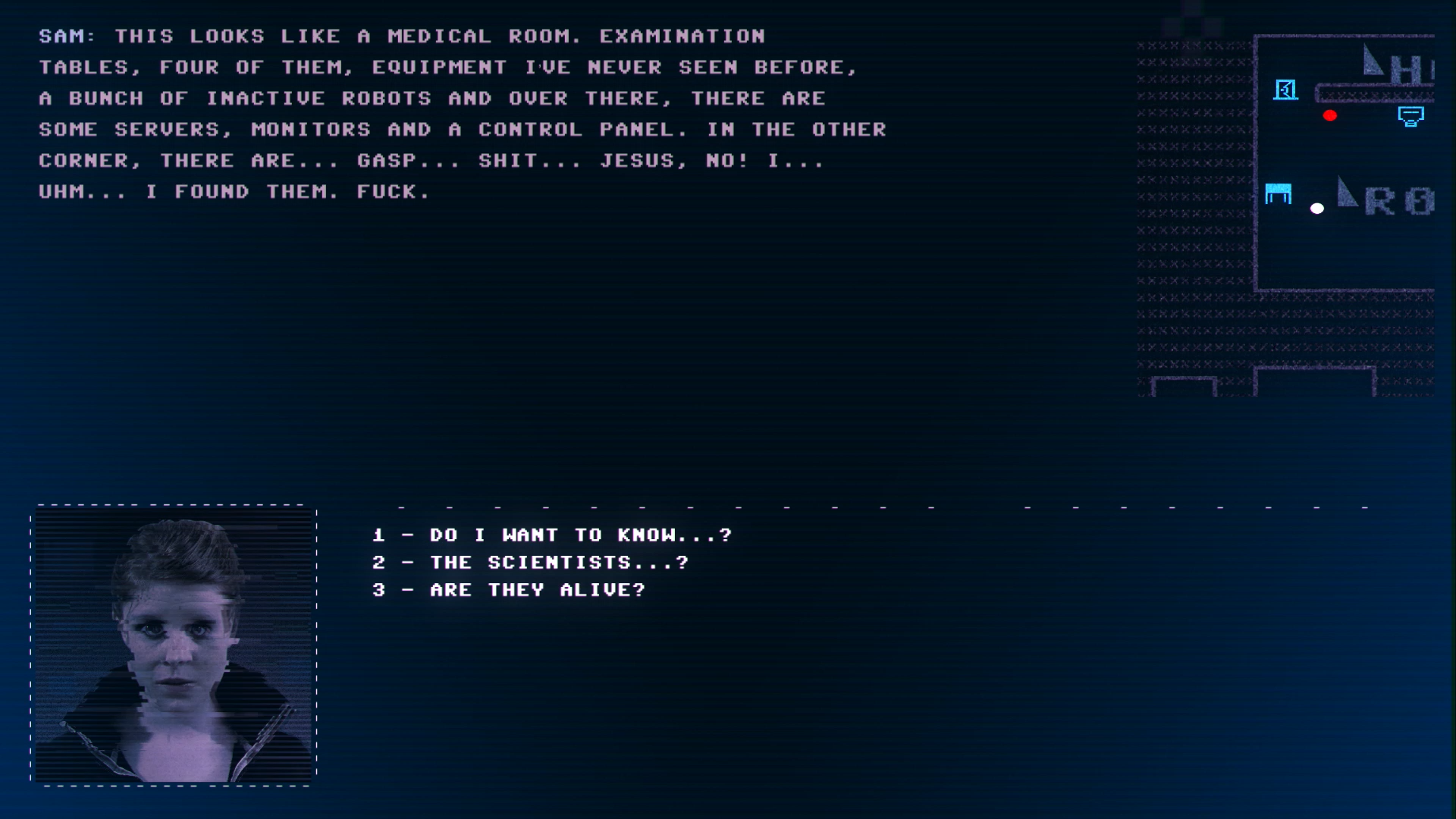 Code 7 - A Text-Based Hacking Adventure